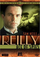 Reilly Ace Of Spies (TV Mini-series) cover