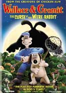 Wallace and Gromit - The Curse of the Were-Rabbit cover
