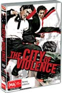 City of Violence, The cover
