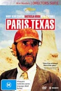 Paris, Texas cover
