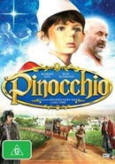 Pinocchio (TV Mini-series) cover