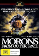 Morons From Outer Space cover