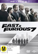 Fast and Furious 7 cover