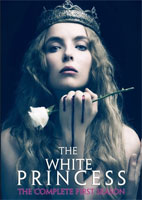 White Princess, The (TV Series) cover