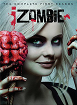 iZombie (TV Series) cover