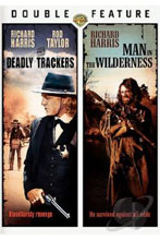 Man in the Wilderness, The (w/ The Deadly Trackers) cover