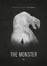 Monster, The cover