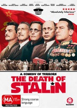 Death of Stalin, The cover