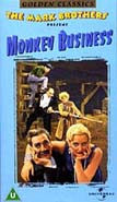 Monkey Business cover