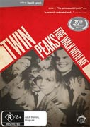 Twin Peaks: Fire Walk with Me cover
