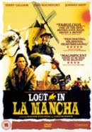 Lost in La Mancha cover