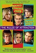 Rules of Attraction, The cover