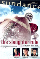 Slaughter Rule, The cover