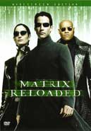 Matrix Reloaded, The cover